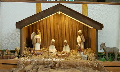image nativity - Nativity Christmas Decorations