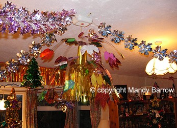 image ceiling decorations - Christmas Ceiling Decorations
