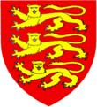 Three lions emblem