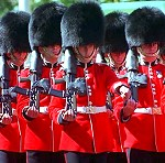image: Queens Guards