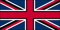 Nigel Turner's proposed new multicultural union flag, shown here