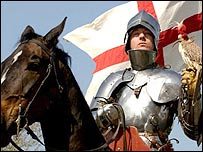St George and the Dragon Story