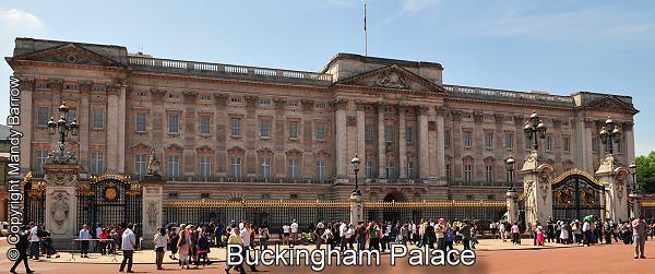 buckingham palace bedrooms