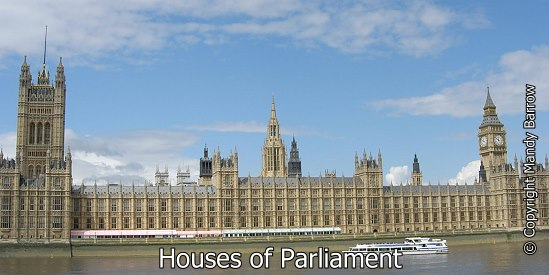 palace of westminster facts