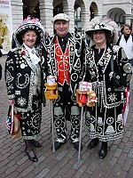 pearly king and queens