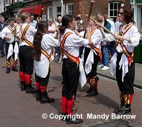 878791e7e7024 May Day - Morris Dancing