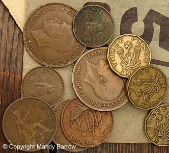 The Money Used In Our Village Was Hing Ha Penny Thrupenny Bit Sixpence Shilling Two Bob Half Crown Ten Note Pound And Five